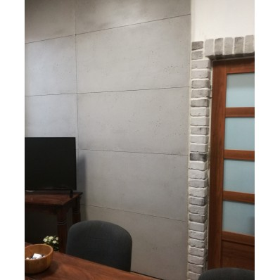 Płyta betonowa, beton architektoniczny 60x120 cm.